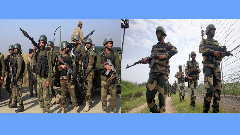 ভারতীয় সেনাবাহিনীর গুলিতে ৪ বেসামরিক পাকিস্তানি নিহত