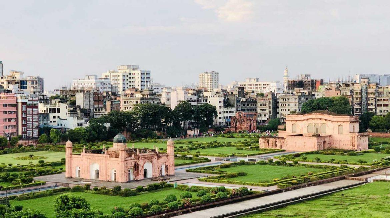 লালবাগ কেল্লা, ঢাকা